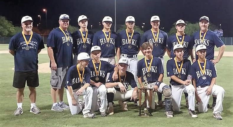 ironwood Hawks 16U