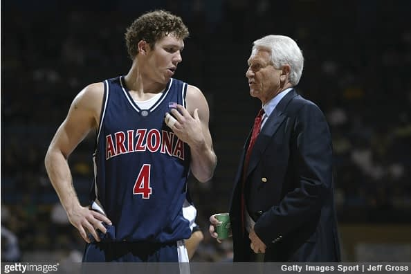 Seven Lute Olson Players Among 40 Former Arizona Wildcats Who Are Head Coaches