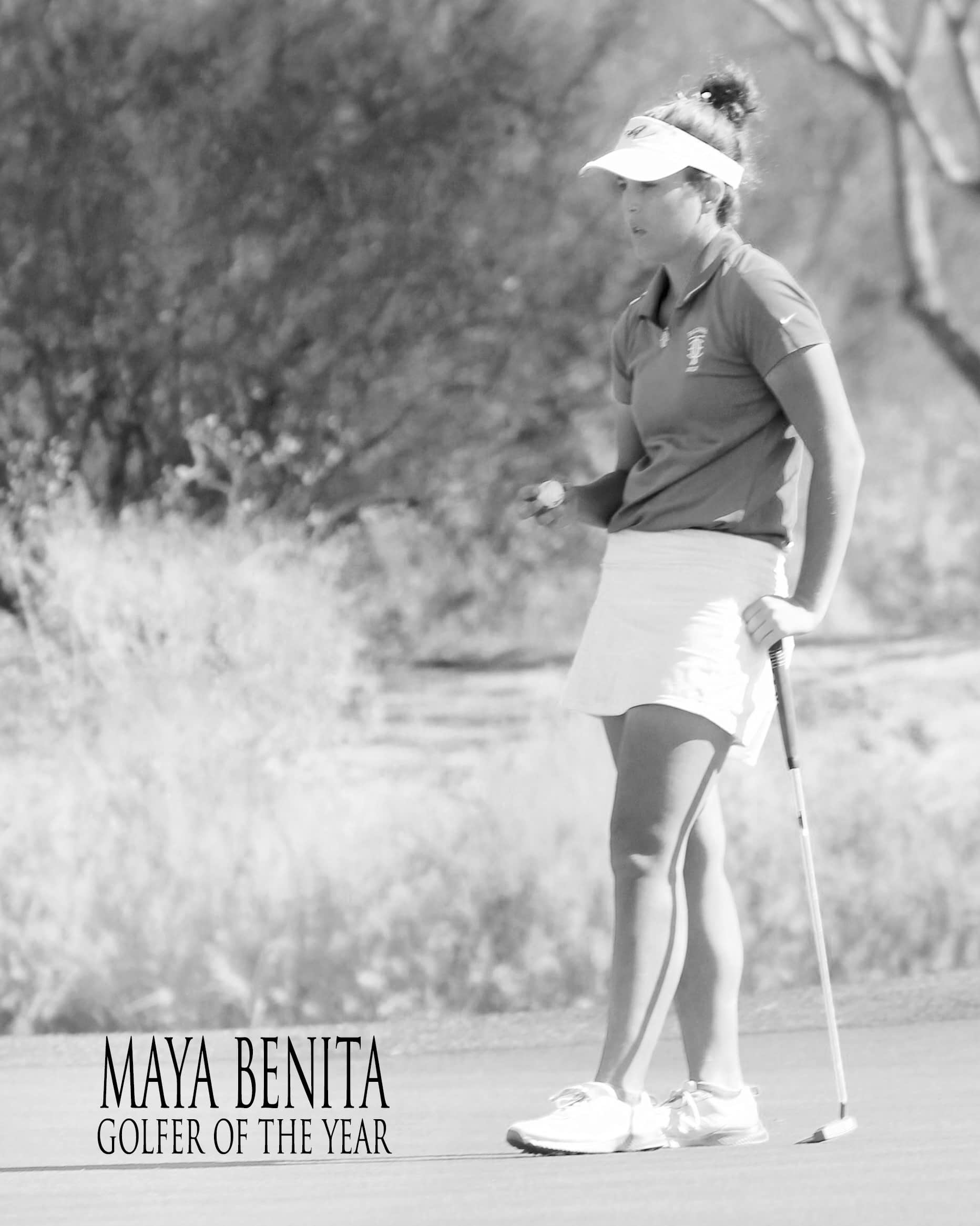IMG_3298 Maya Benita golfer of the year 2019