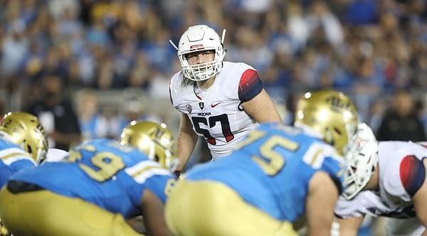 Cody Ippolito could return in 2017. (Photo courtesy of Arizona Athletics.)