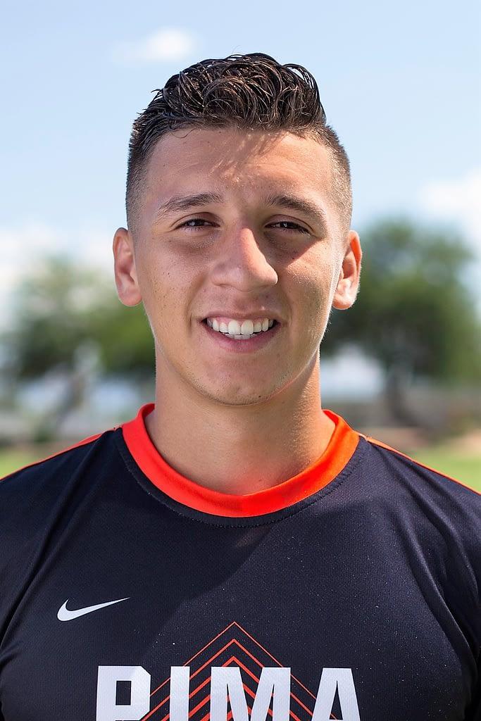 Hector Banegas  (Pima)