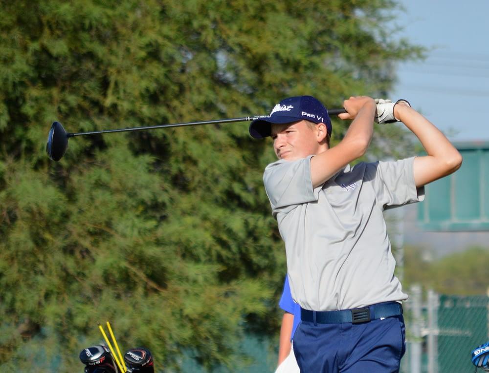 Connor Wierman (Andy Morales/AllSportsTucson.com)