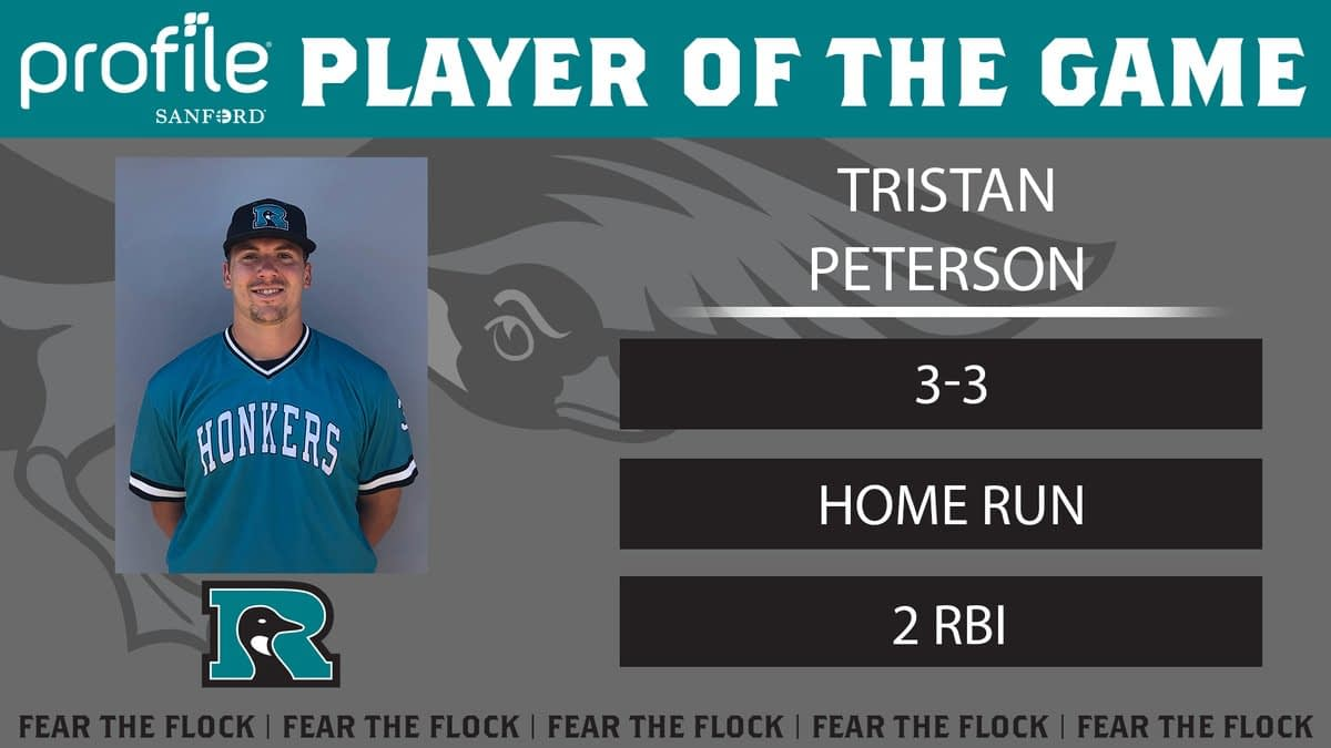 tristan peterson rochester honkers