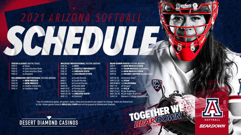 Arizona-softball
