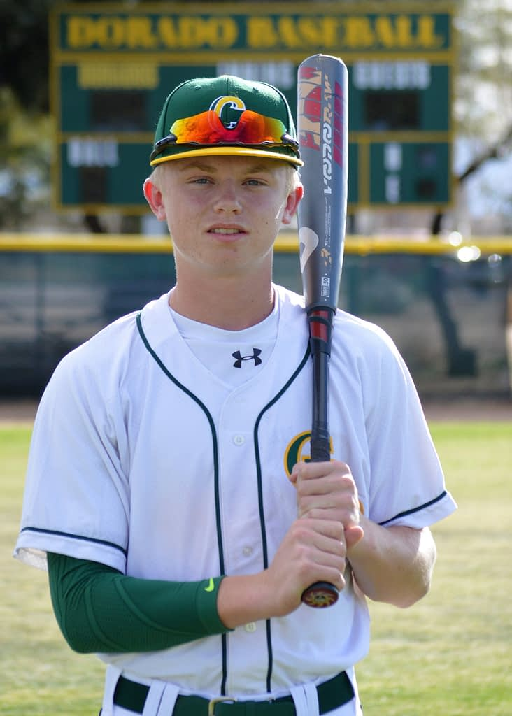 Canyon del Oro standout Tyler Porter is taking part in the AZ Junior Fall Classic. (Andy Morales/AllSportsTucson.com)