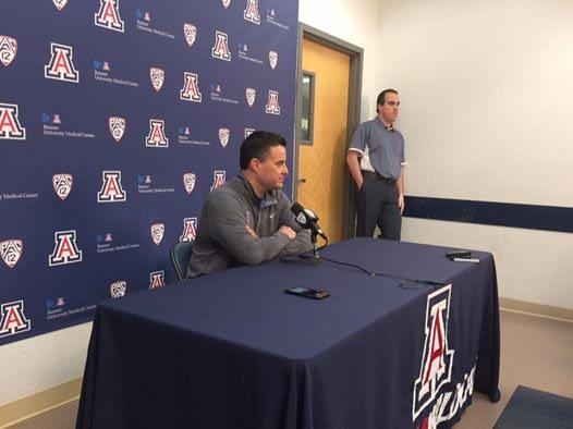 Miller press conference
