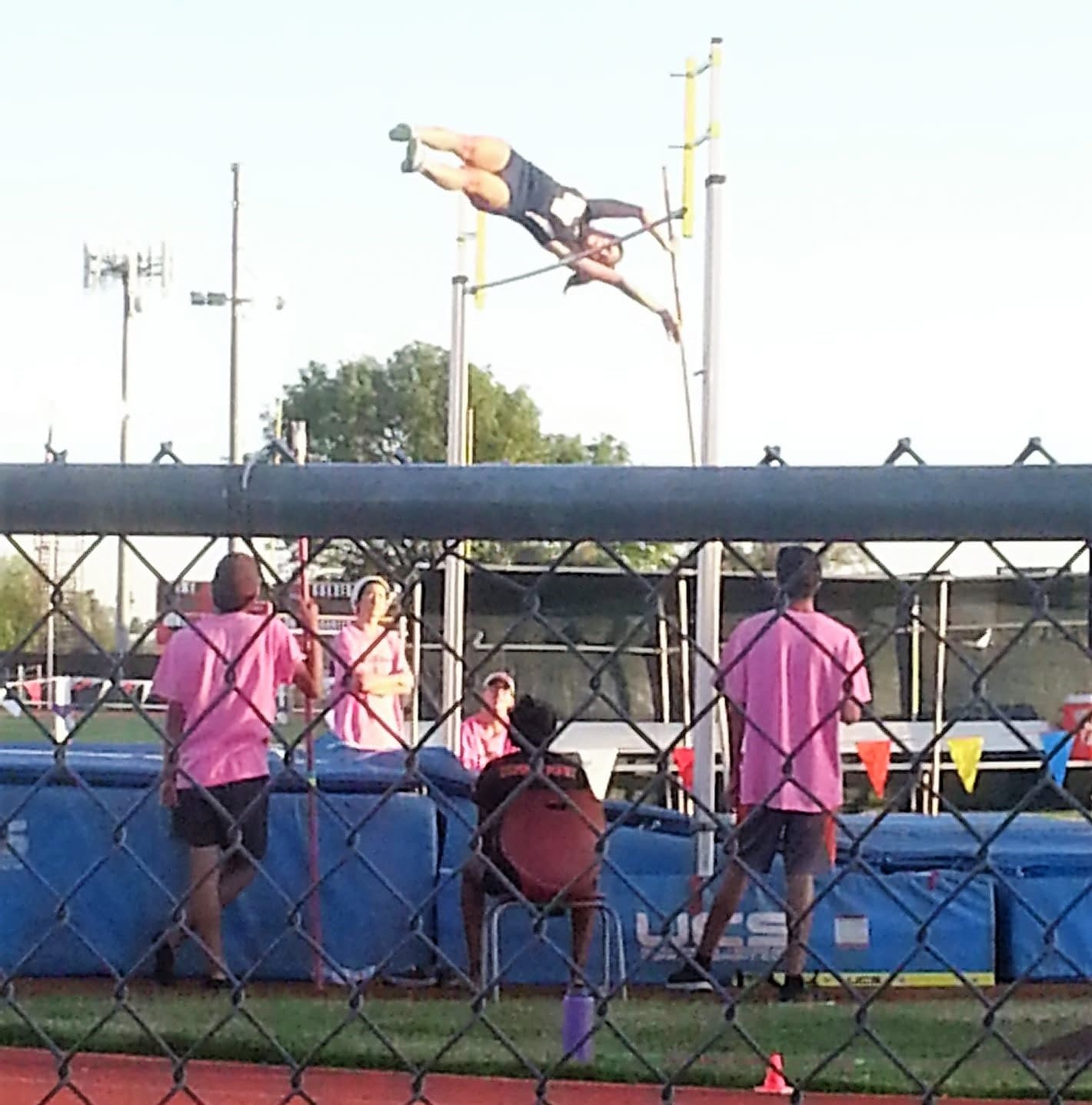 katy daly pole vault
