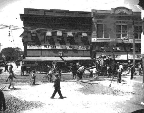 1914.Tucsonpaving