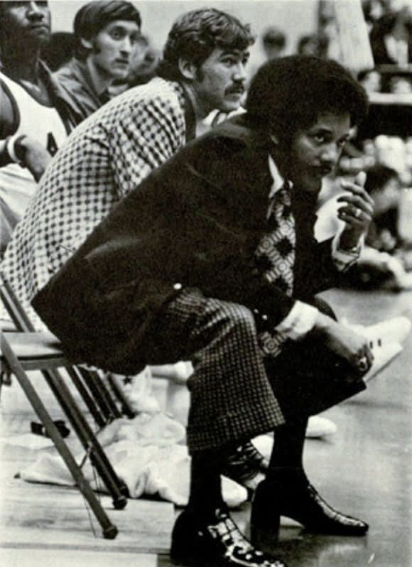 Fred Snowden (UA Collections 1973)