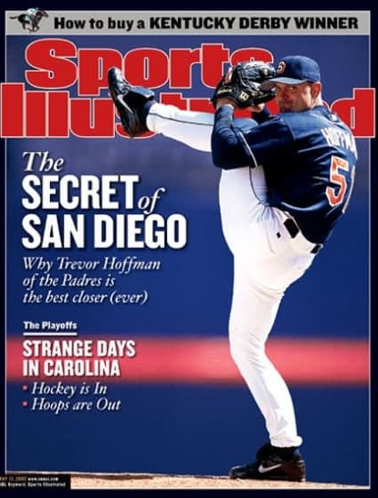 Trevor Hoffman (May 13, 2002)